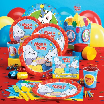 Max And Ruby Birthday Party Theme Kids Birthday Parties