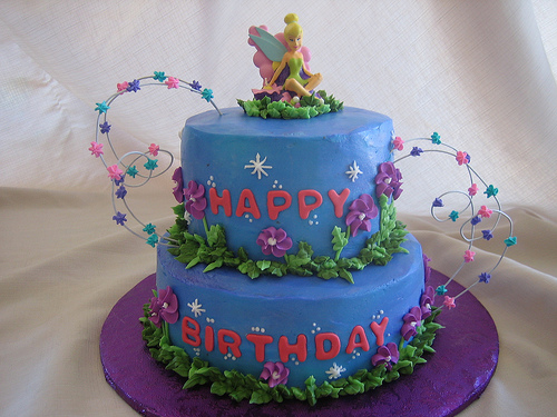 Posted in Birthday Cakes & Cupcakes | 3 Comments »