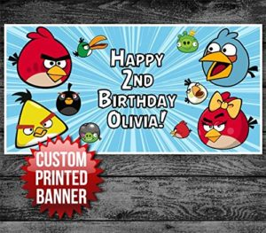 personalized birthday party banners kids birthday parties