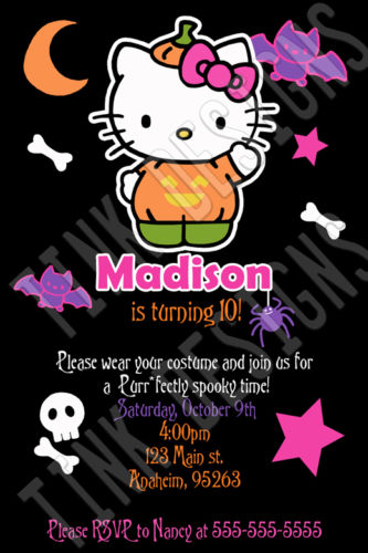 Many Children Whose Birthdays Fall In October Decide To Have A Halloween Theme Party If Your Child Decides Celebrate Their