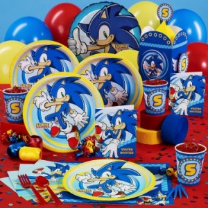 Sonic The Hedgehog Party Kids Birthday Parties