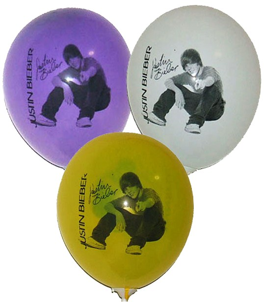 Officially licensed Justin Bieber Party Supplies are here!