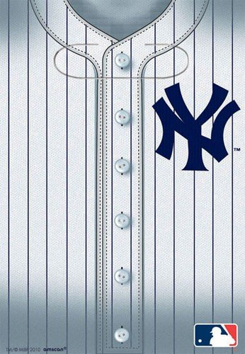 Yankees birthday party supplies kids birthday parties this page features a large selection of yankees party supplies as well as baseball theme party ideas stopboris Gallery