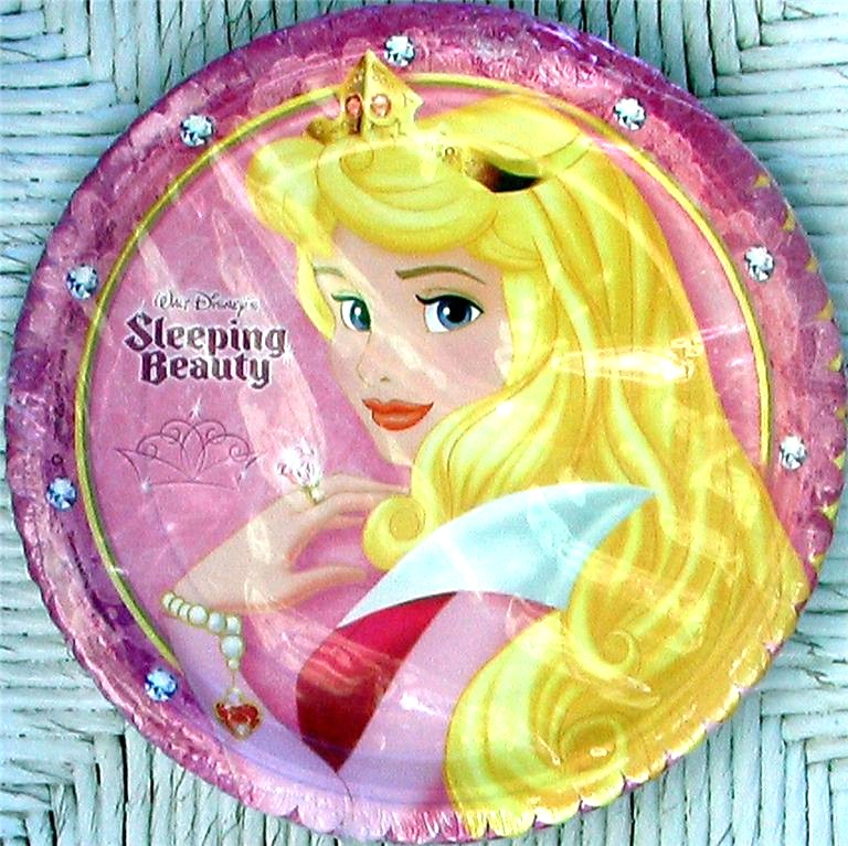 Sleeping Beauty Party Supplies