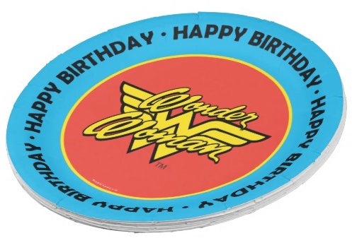 Wonder Woman Party Supplies Kids Birthday Parties
