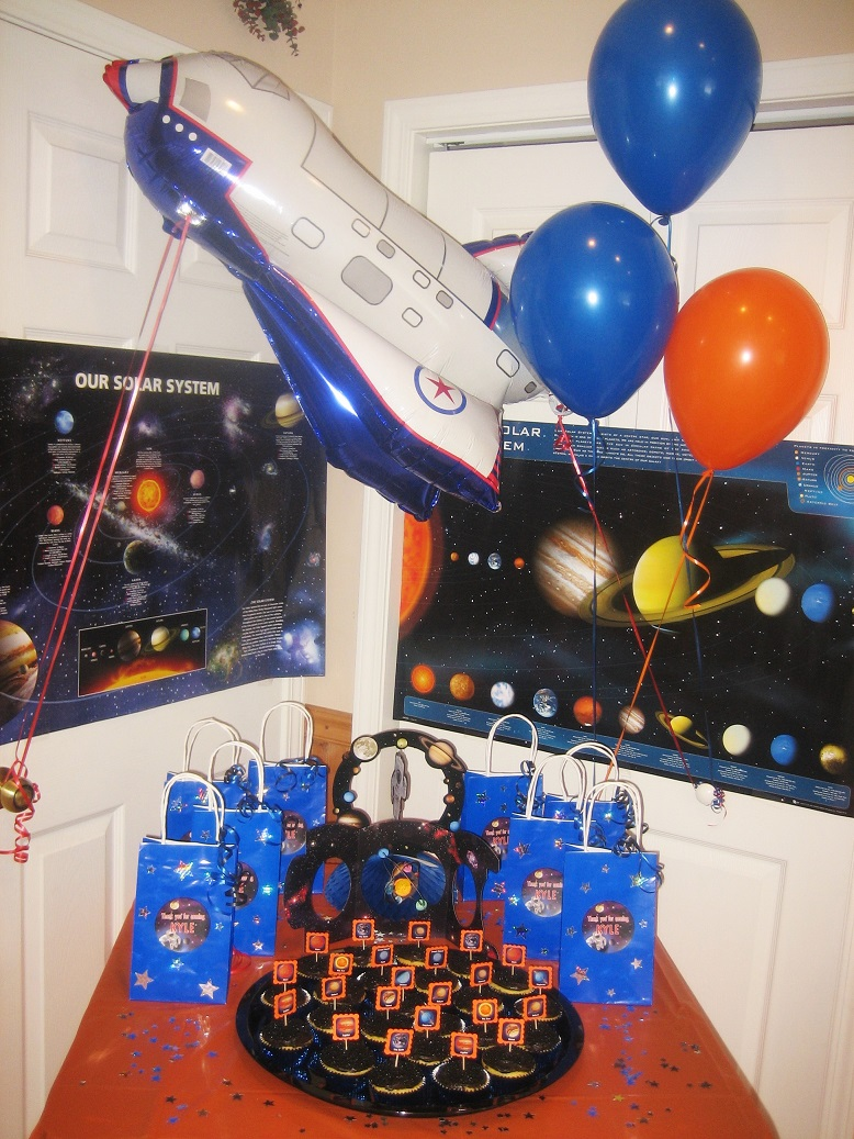 Space Party Supplies Kids Birthday Parties
