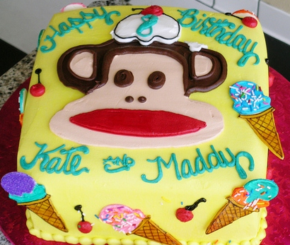 Party Supplies For Your Paul Frank Birthday Celebration To