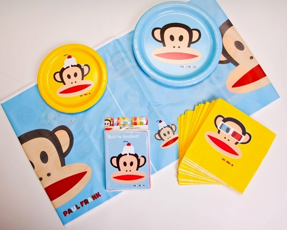 Paul Frank Party Supplies