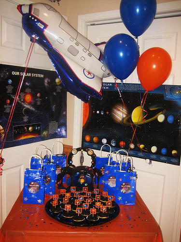 Space Party Supplies - Kids Birthday Parties