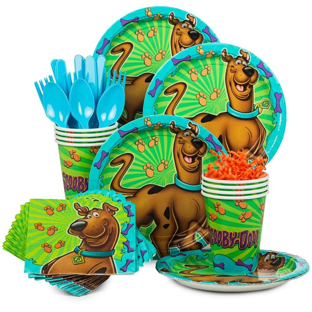 Scooby Doo Cakes And Cupcakes Kids Birthday Parties