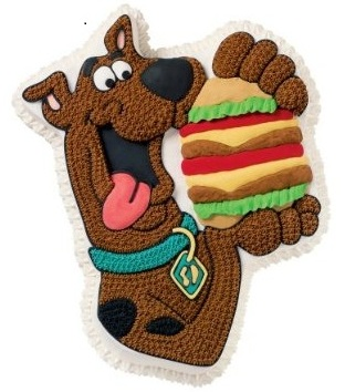 Scooby Doo Cake Toppers Archives Kids Birthday Parties