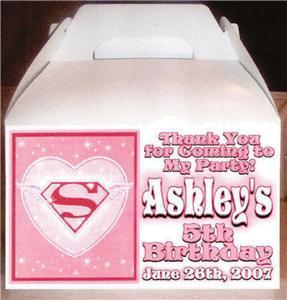 supergirl invitations Archives Kids Birthday Parties