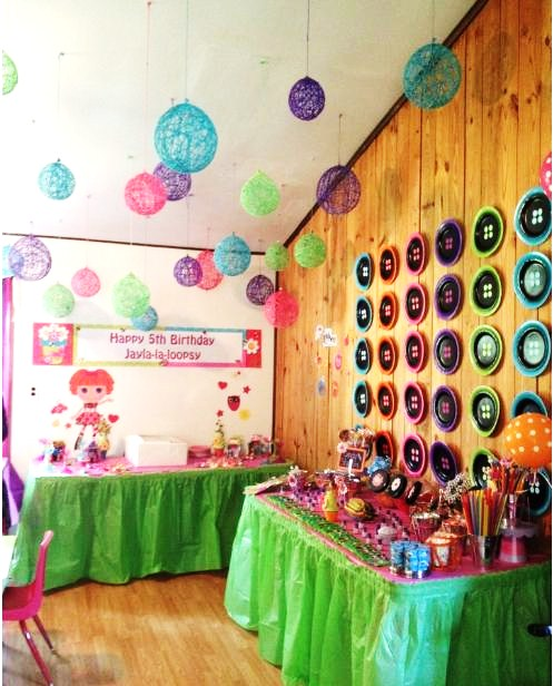 The Photo Above Features Cake Table Which Was Decorated With A Personalized Banner Wall Decals Cupcakes Displayed In Sweet Pedestal Holders And Other