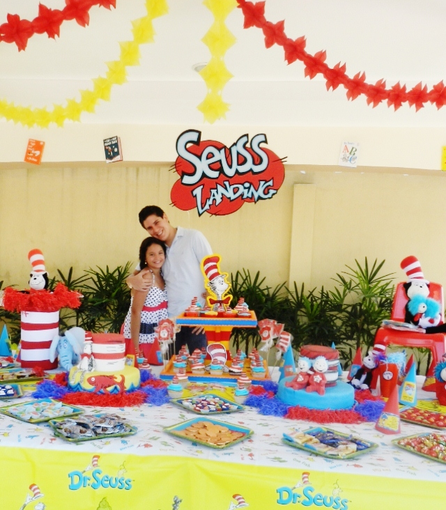 Girls Dr Seuss Birthday Party Kids Birthday Parties
