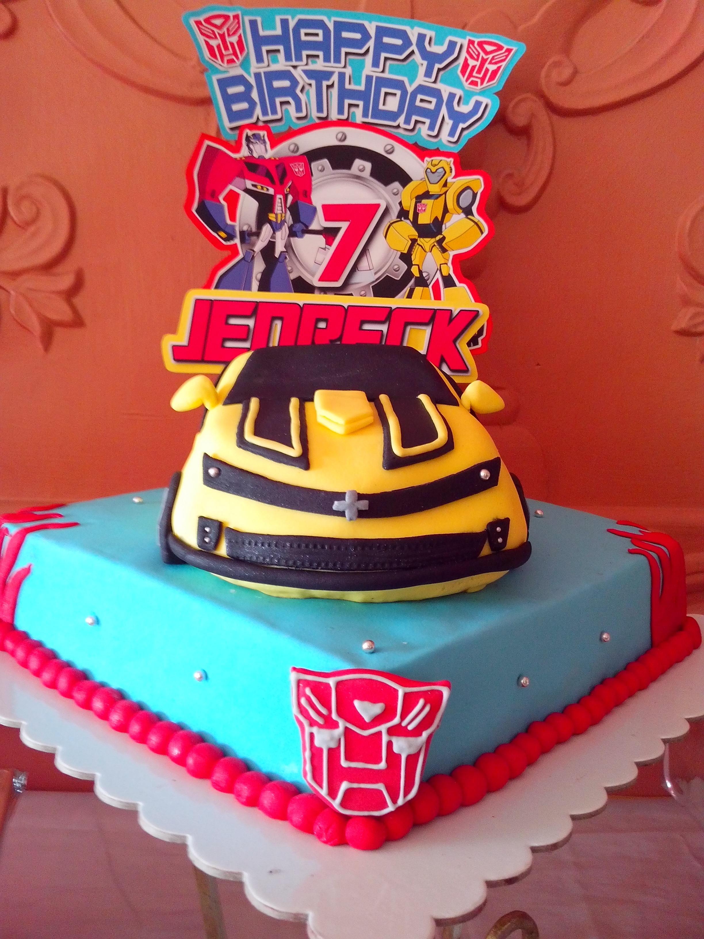 Host A Transformers Birthday Party Kids Birthday Parties