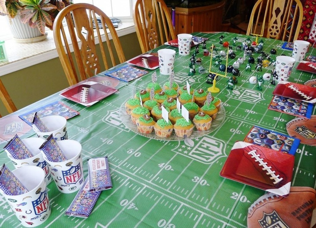 Host an NFL Football Theme Birthday & football party decorations Archives - Kids Birthday Parties