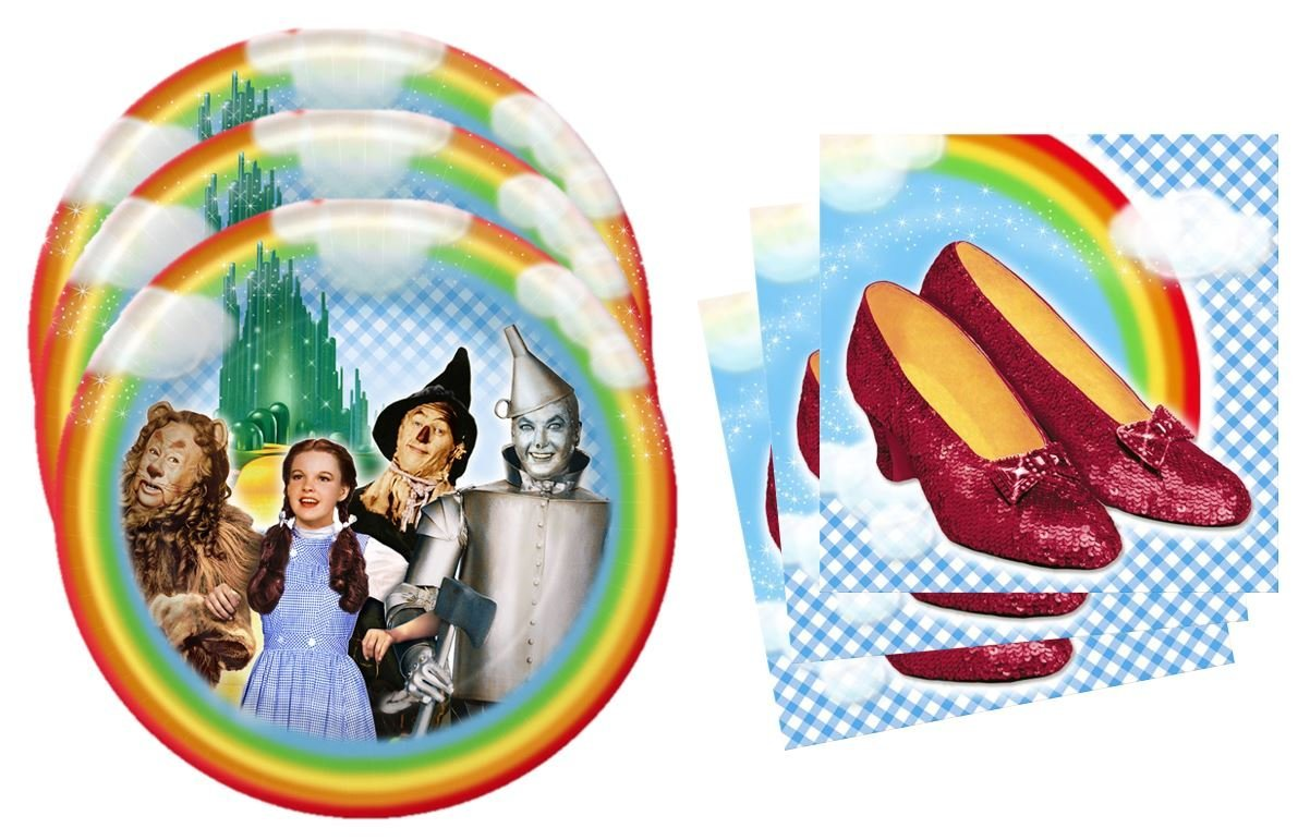 Wizard Of Oz Party Decorations Wizard Of Oz Party Supplies Kids Birthday Parties