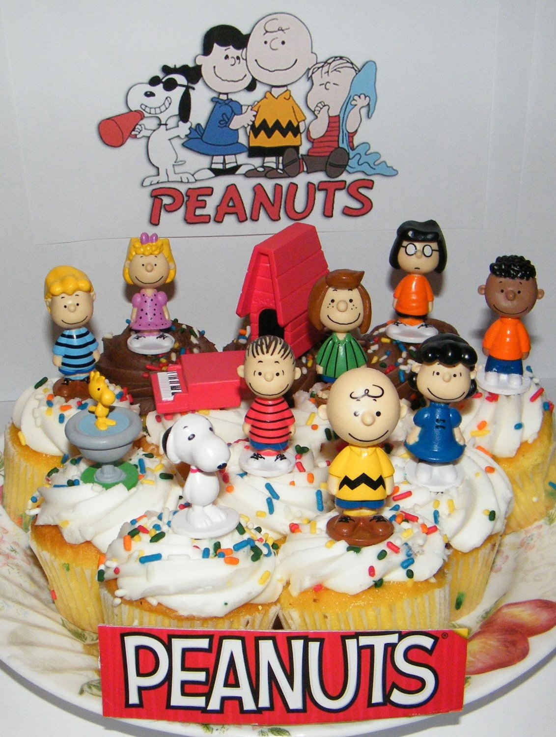 Snoopy Birthday Cake Kids Birthday Parties