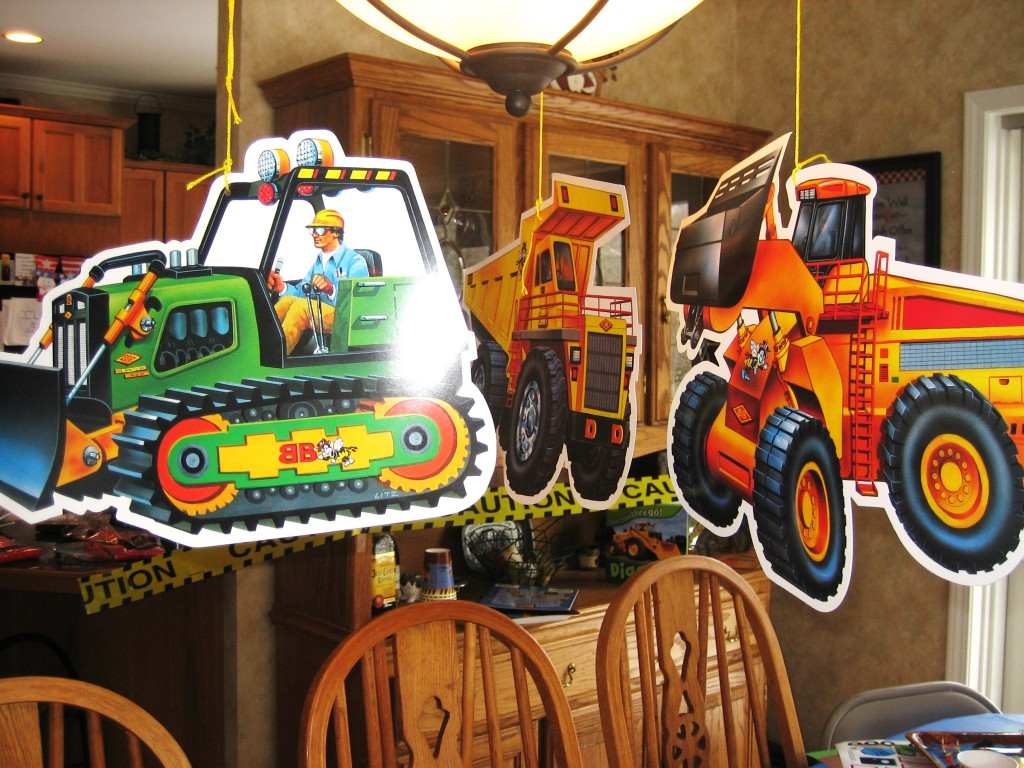 cutout party decorations