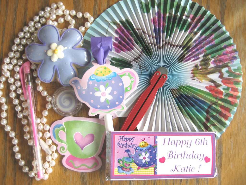 Girls Tea Party Archives