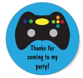 Xbox party supplies