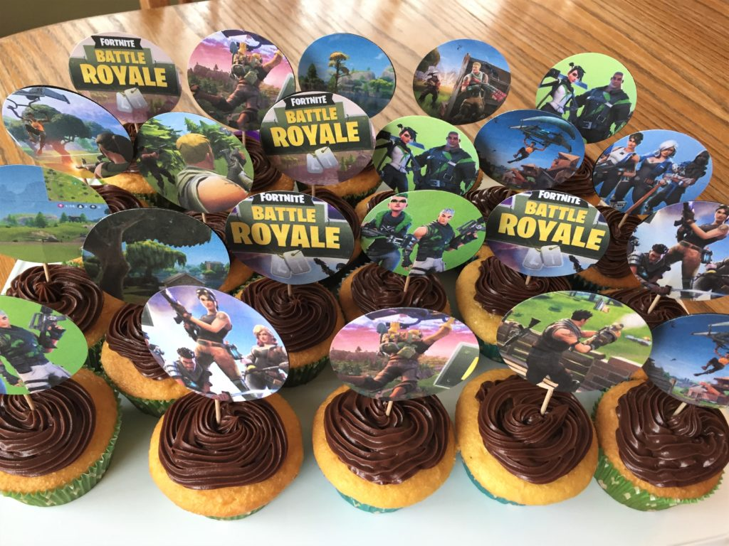 Fortnite Birthday Party Supplies - Kids Birthday Parties